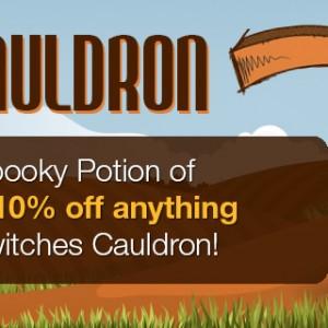 Friend Lee Pets October Cauldron Sale