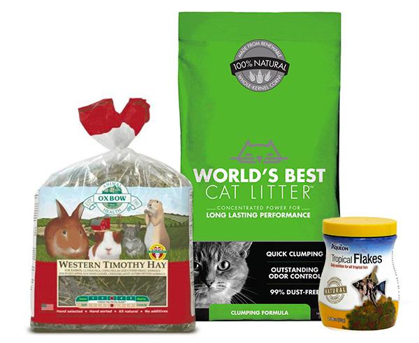 Shop Pet Food and Supplies