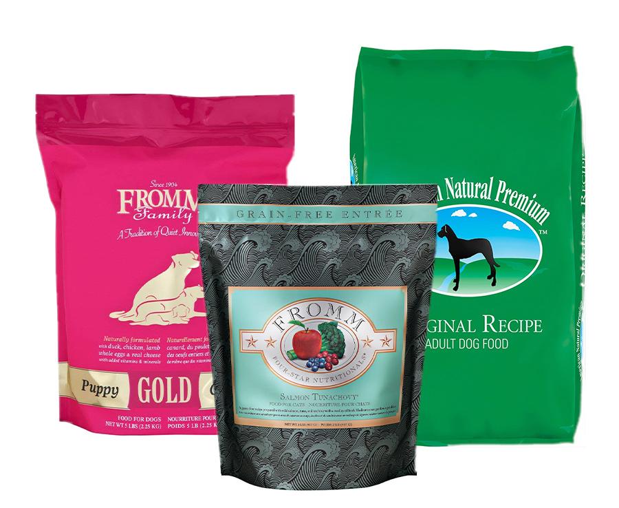 Shop Dog Food and Supplies